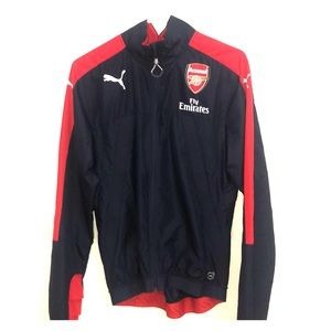 Arsenal windbreaker